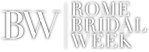 BW | Rome Bridal Week Logo